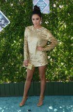SHAY MITCHELL at Teen Choice Awards 2016 in Inglewood 07/31/2016