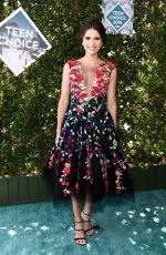 SHELLEY HENNIG at Teen Choice Awards 2016 in Inglewood 07/31/2016