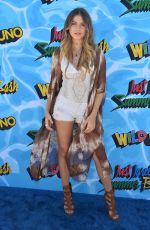 SOFIA REYES at 4th Annual Just Jared Summer Bash in Beverly Hills 08/13/2016