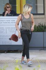 SOFIA RICHIE Leaves Barney