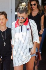 SOFIA RICHIE Leaves Mauro
