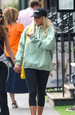 SOFIA RICHIE Out and About in London 08/01/2016