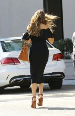 SOFIA VERGARA Out for Shopping in Beverly Hills 08/04/2016