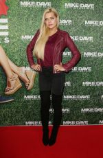 SOPHIE MONK at Mike and Dave Need Wedding Dates Fan Premiere 07/06/2016
