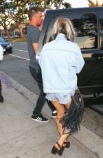 STACY FERGIE FERGUSON at Katsya in Brentwood 08/06/2016