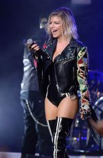 STACY FERGIE FERGUSON Performs at Pandora Summer Crush in Los Angeles 08/13/2016