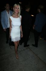 TARA REID at Doheny Room in West Hollywood 08/03/2016