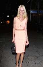 TARA REID at Nice Guy in West Hollywood 08/08/2016