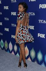 TARAJI P HENSON at Fox Summer TCA All-star Party in West Hollywood 08/08/2016
