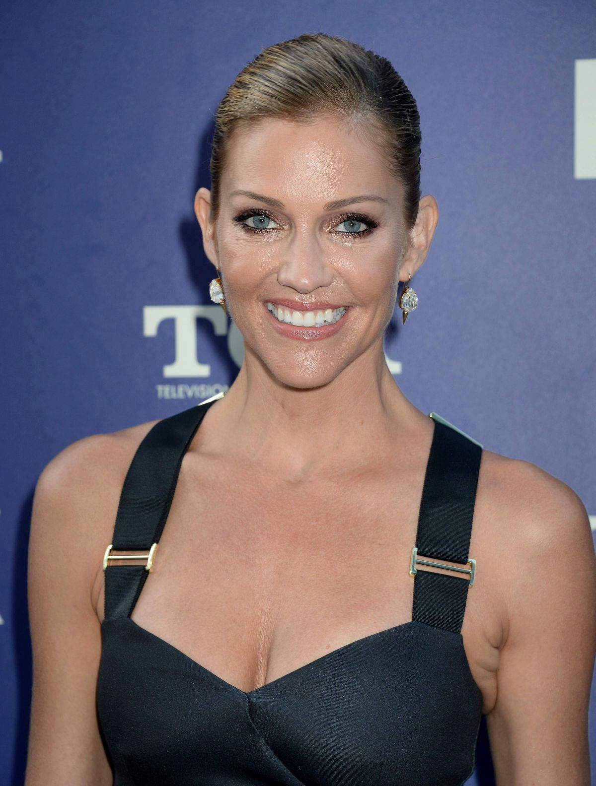 TRICIA HELFER at Fox Summer TCA All-star Party in West Hollywood 08/08/2016