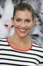 TRICIA HELFER at 'Nine Lives' Premiere in Hollywood 08/01/2016