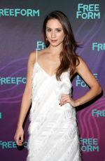 TROIAN BELLISARIO at Disney/ABC Television TCA Summer Press Tour in Beverly Hills 08/04/2016