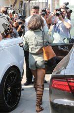 VANESSA HUDGENS at Nine Zero One Salon in West Hollywood 08/25/2016