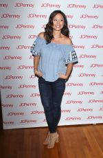 VANESSA LACHEY at JCPenney