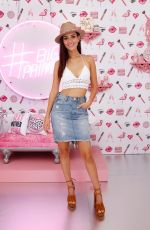 VICTORIA JUSTICE at Soap & Glory