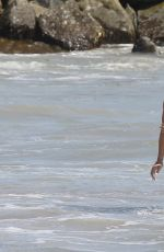 VOGUE WILLIAMS in Bikini at a Beach in Los Angeles 08/08/2016