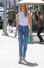WHITNEY PORT in Jeans Out in Beverly Hills 08/10/2016