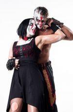 WWE - Rosemary Photoshoot