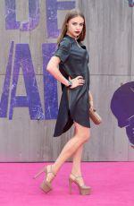 XENIA TCHOUMITCHEVA at 'Suicide Squad' Premiere in London 08/03/2016