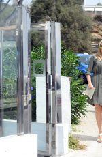 ZARA HOLLAND Arrives at Olivia