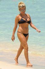 ZARA HOLLAND in Bikini on the Beach in Barbados 08/08/2016