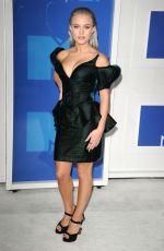 ZARA LARSSON at 2016 MTV Video Music Awards in New York 08/28/2016
