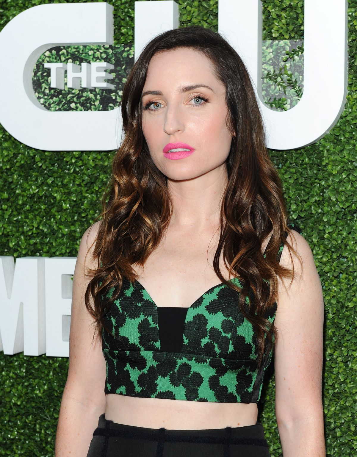 ZOE LISTER-JONES at CBS, CW and Showtime 2016 TCA Summer Press Tour Party in Westwood 08/10/2016