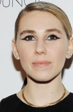ZOSIA MAMET at Ace Awards at Cipriani 42nd Street in New York 08/02/2016