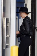 ABBIE CORNISH Out and About in Beverly Hills 09/28/2016