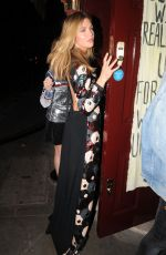 ABIGAIL ABBEY CLANCY at Love Magazine Party at Lou Lou's in Mayfair 09/19/2016