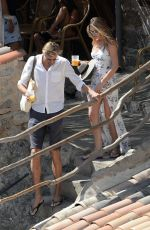 ABIGAIL ABBEY CLANCY Out in Mallorca 09/04/2016