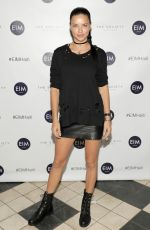 ADRIANA LIMA at 4th Annual Back To School Fundraiser in New York 09/15/2016