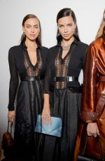 ADRIANA LIMA at Bottega Veneta Spring/Summer 2017 Fashion Show at Milan Fashion Week