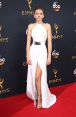 AIMEE TEEGARDEN at 68th Annual Primetime Emmy Awards in Los Angeles 09/18/2016