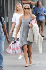 ALI LARTER Out and About in Los Angeles 09/19/2016