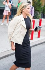 ALI LARTER Out and About in New York 09/06/2016