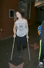 AMANDA CERNY Night Out in Hollywood 09/05/2016