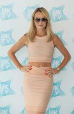 AMANDA HOLDEN at UKTV Live New Season Launch in London 09/05/2016