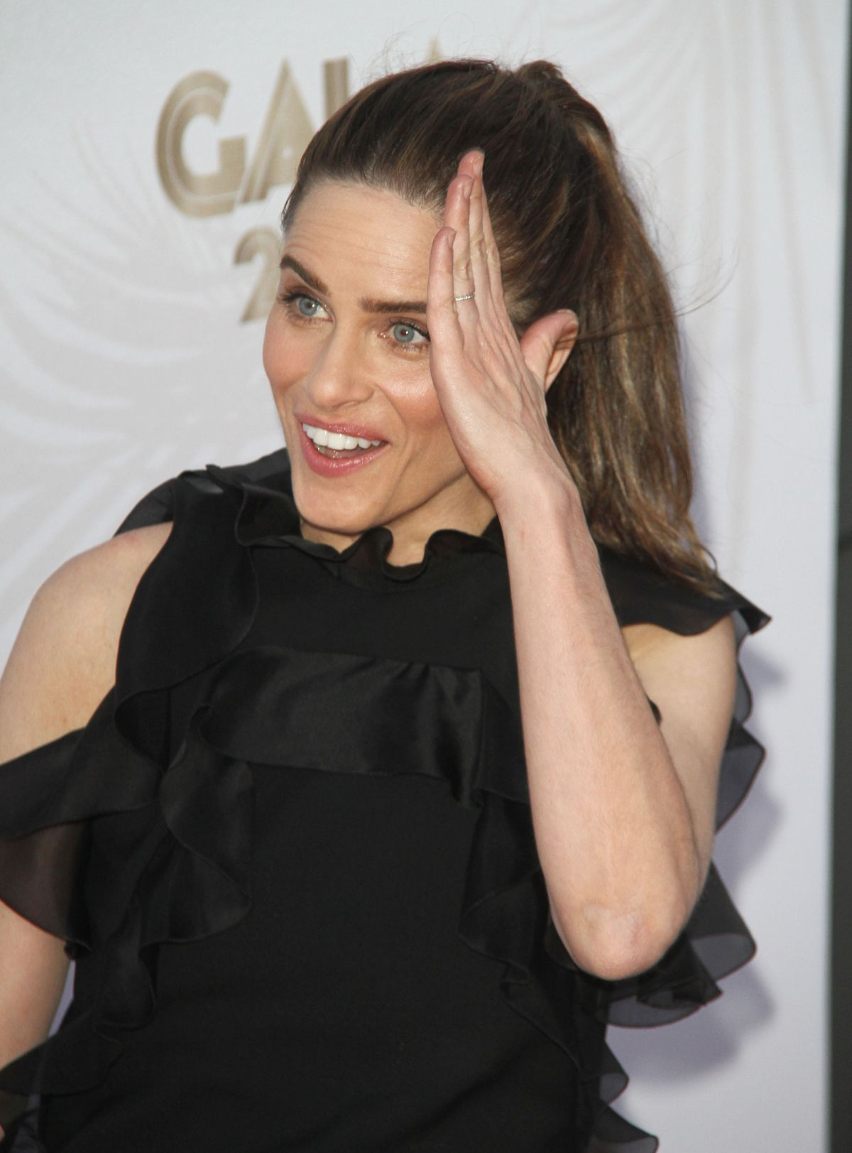 AMANDA PEET at Philharmonic