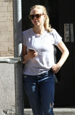 AMANDA SEYFRIED Out and About in New York 09/14/2016