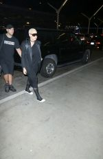 AMBER ROSE at LAX Airport in Los Angeles 09/06/2016