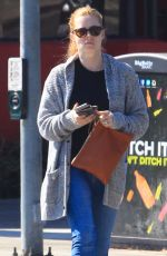 AMY ADAMS Out and About in Los Angeles 09/16/2016