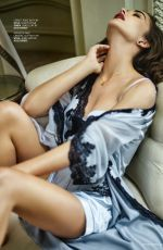 AMY JACKSON in GQ Magazine, India September 2016 Issue