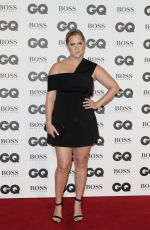 AMY SCHUMER at GQ Men of the Year Awards 2016 in London 09/06/2016