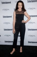 ANDIE MACDOWELL at Entertainment Weekly 2016 Pre-emmy Party in Los Angeles 09/16/2016