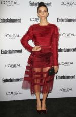 ANGELA SARAFYAN at Entertainment Weekly 2016 Pre-emmy Party in Los Angeles 09/16/2016