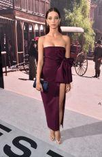 ANGELA SARAFYAN at 'Westworld' Premiere in Hollywood 09/28/2016