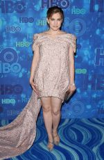 ANNA CHLUMSKY at HBO's 2016 Emmy's After Party in Los Angeles 09/18/2016