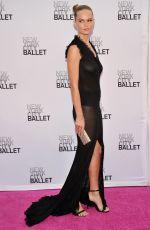 ANNA EWERS at New York City Ballet 2016 Fall Gala at Lincoln Center 09/20/2016