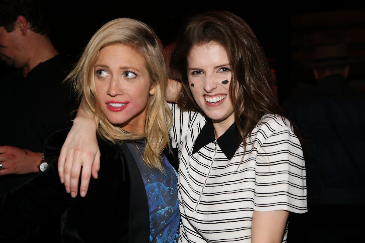 ANNA KENDRICK and BRITTAN SNOW at Entry Launch at Creepla in Los Angeles 09/15/2016